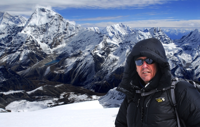 6500M  Everest range
